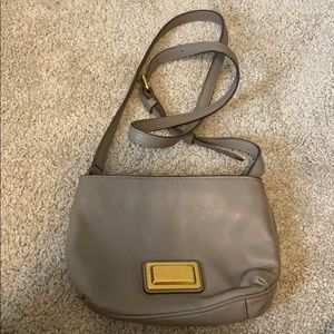 Marc by Marc Jacobs Tannish/Gray Crossbody